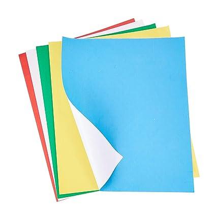 Amazon Com Ph Pandahall 10 Sheets 5 Color Transfer Tracing Paper
