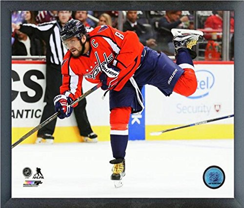 Alex Ovechkin Washington Capitals 2015-16 NHL Action Photo (Size: 17