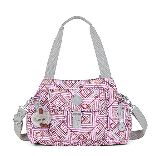Kipling Women's Felix Printed Handbag One Size Splashy Maze by Kipling
