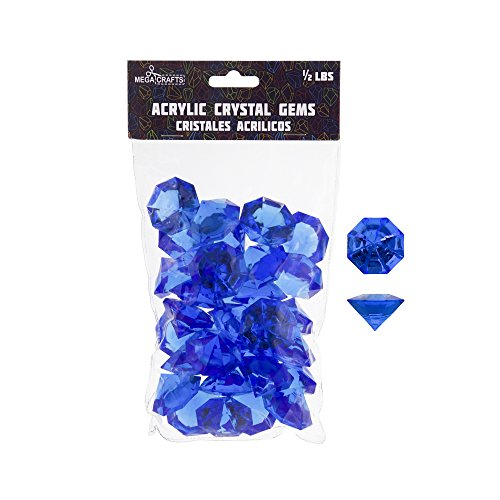 large acrylic gems - 6