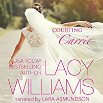 COURTING CARRIE: TRIPLE H BRIDES, BOOK 2