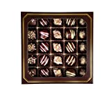 Valentines Day Chocolate Gift Box, Finest Gourmet Chocolates, Great Happy Birthday Gift
