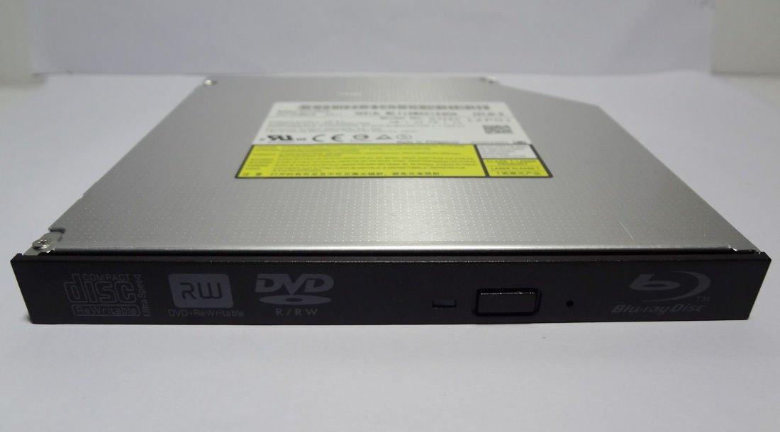 Brand New 12.7mm UJ260, UJ-260 6x Blu-ray Burner BD-ROM BD-R 8xDVD CD Burner Player SATA Laptop Drive