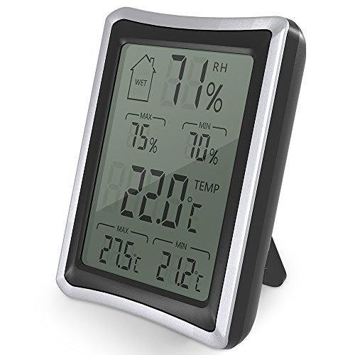 BENGOO Humidity Thermometer Hygrometer Fahrenheit product image