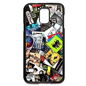 Samsung Galaxy S5 Cases Magazine Design Hard Back Cover Shell Desgined By RRG2G