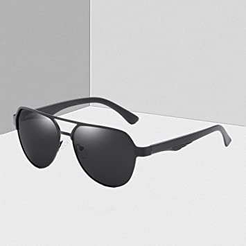 MINGW Moda piloto Gafas de Sol polarizadas Hombres Vintage ...