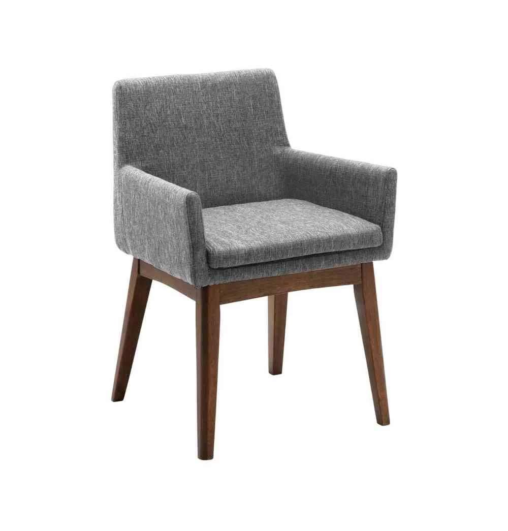Pleasant Amazon Com Dining Armchair Chanel Cocoa Pebble Chairs Caraccident5 Cool Chair Designs And Ideas Caraccident5Info