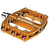 Blackspire Pedal Sub4 Orange Cnc Alloy Cro-Mo Axle