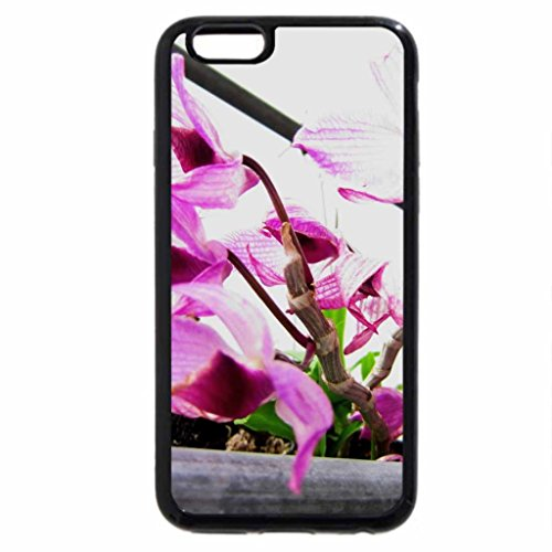 iPhone 6S / iPhone 6 Case (Black) Ethereal orchid