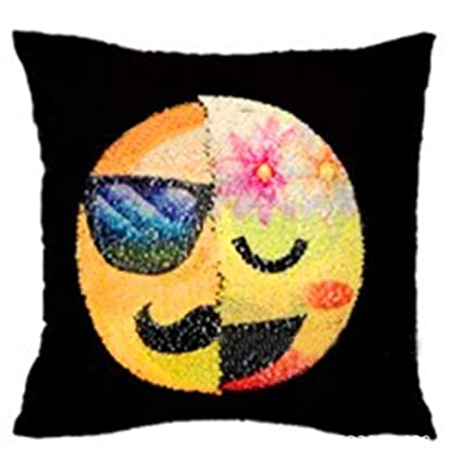 Amazon.com: Cushion Cover Decorative Pillowcase Throw Pillow ...