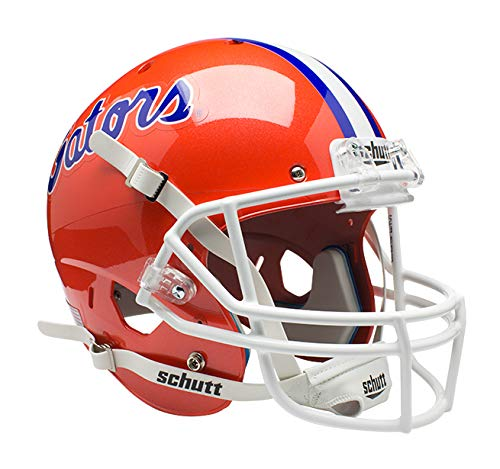 Schutt Sports NCAA Florida Gators Replica Football Helmet, Classic