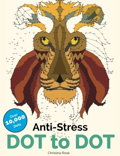 Anti Stress Dot To Relaxing Amp Inspirational Adult Colouring