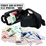 EVERLIT 250 Pieces Survival First Aid Kit IFAK Molle System...
