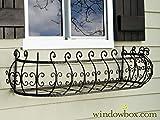 24 inch Parisian Window Box Planter