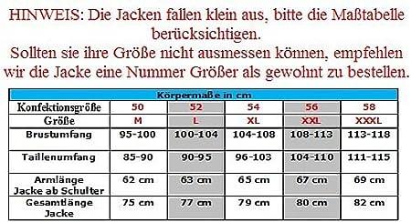 HEYBERRY Herren Touren Motorradjacke Textil fluorgr/ün Gr XL