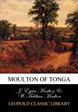 img - for Moulton of Tonga book / textbook / text book