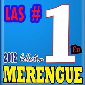 Amazon.com: Las Numeros 1 en Merengue (2012): Las #1 del