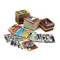 Caja de coleccionista de tarjetas de béisbol con más de 500 tarjetas