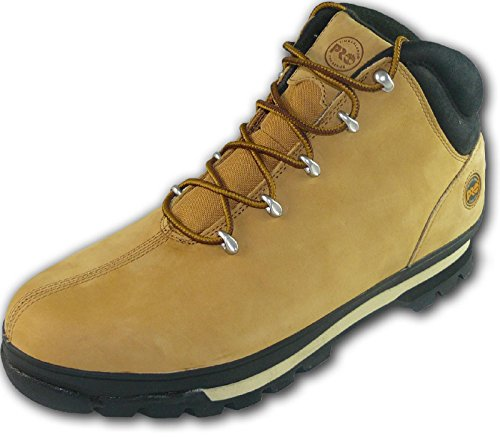 Timberland Split Rock Mens SafetY Boots Wheat - 12