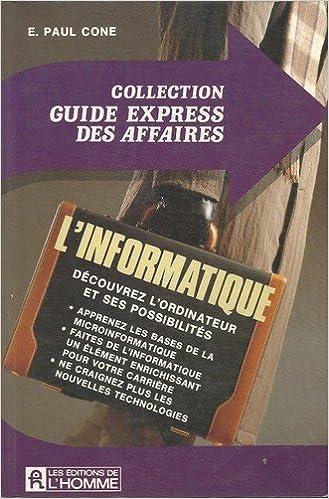 Livre L'informatique pdf