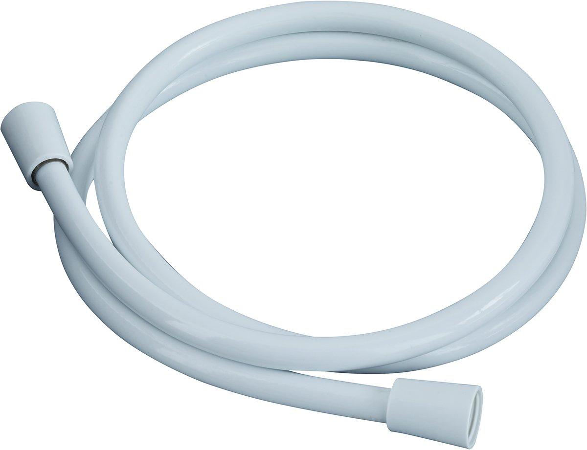 Bristan HOS 150CC01 W 1.5m Cone Std Bore Shower Hose, White