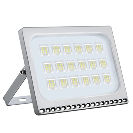 Ultrathin Bright Led Flood Light 30w 100w 220v Ip65 Waterproof Floodlight Led Spotlight Garden Wall Lamp Outdoor Lighting High Quality Goods Lights & Lighting