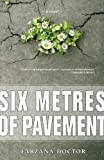 Six Metres of Pavement by Farzana Doctor front cover