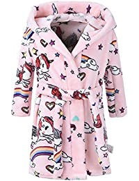 Kids Bathrobes for Girls Boys 75fbcf5db