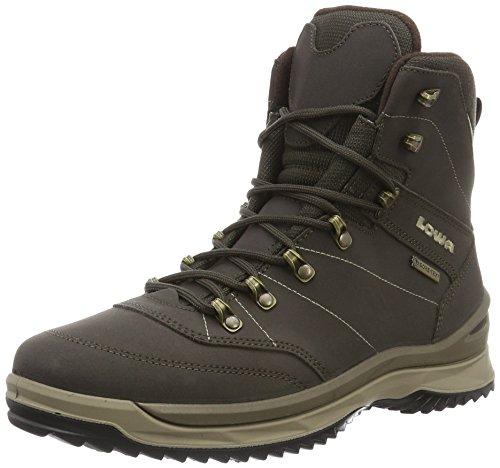 Marron Randonnée Lowa Chaussures GTX Taupe Homme Brown de Sedrun Mid Hautes ZB6q8a