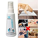 Ugood Training Spray Potty Aid Dogs and Puppies Puppy Liquid Cats Positioning Fluid