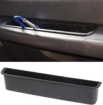 Hooke Road Dashboard Dash Phone Key Storage Box Console Tray for 2011-2018 Jeep Wrangler JK