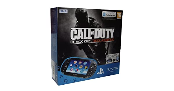 PS Vita - Consola Wifi + MC 4GB + COD BO: Declassified Voucher ...
