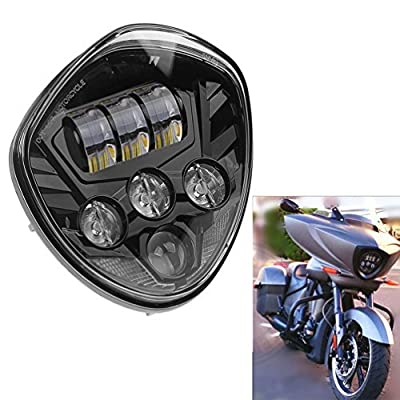 LED Motorcycle Headlight for Victory Corss County