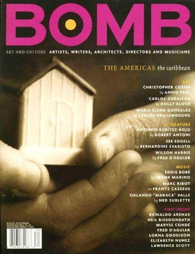 BOMB Issue 82, Winter 2003 (BOMB Magazine)