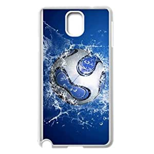 Sports football 2 Samsung Galaxy Note 3 Cell Phone Case White Custom Made pp7gy_3398058