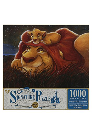 1000 piece lion king puzzle - 1