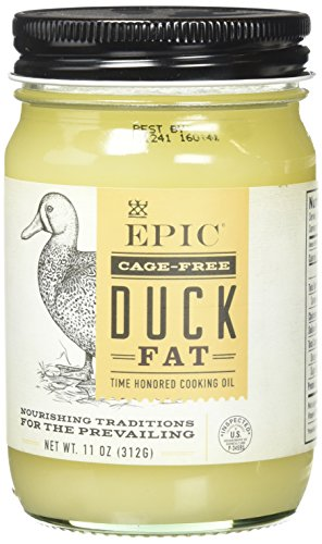 Epic Animal Fats, Duck Fat, 11 oz. (1 Count)