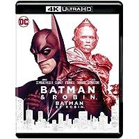 Batman & Robin (UHD/ BD) [Blu-ray]