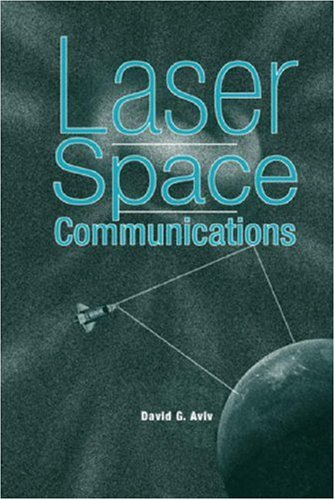 Laser Space Communications (Artech House Space Technology and Applications)-cover