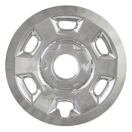 Amazon Com Chrome 16 Hub Cap Wheel Skins For Chevrolet Colorado