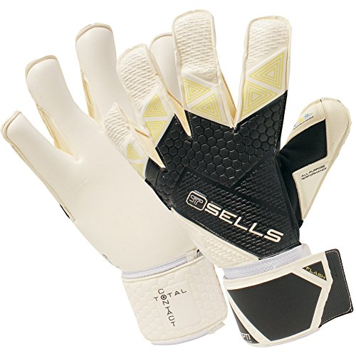 Goalkeeping Sticks - Sells Mens Total Contact Flash Goalkeeper Gloves for Soccer