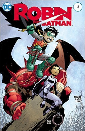 Price comparison product image Robin Son of Batman #13 Comic Book