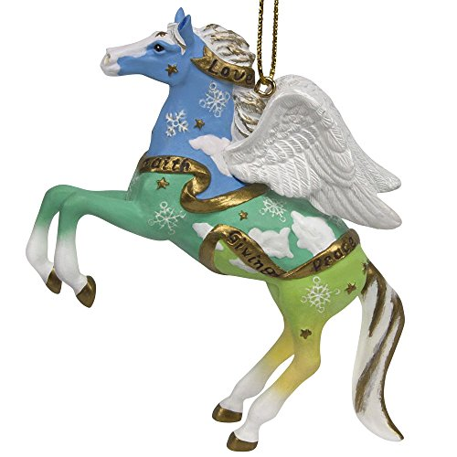 Enesco Painted Ponies Guardian Ornament