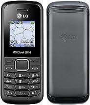 LG B220 - Celular com Dual Chip e Super Lanterna, Preto