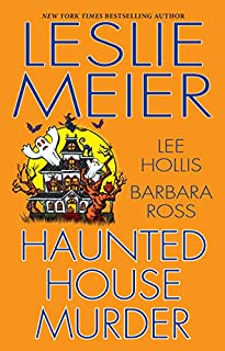 Book Cover: Haunted House Murder