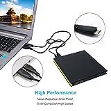 Joyphy External DVD Drive, USB 3.0 Protable CD