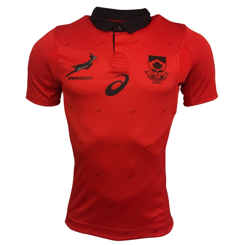 2017-2018 South Africa Springboks Away Pro Rugby Shirt (Kids) B0777DYHGG