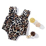 Funnycokid Baby Toddler Girls One Piece Swimsuit