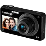 Samsung EC-ST700 Digital Camera with 16 MP, 5x Optical Zoom and Touchscreen (Black)