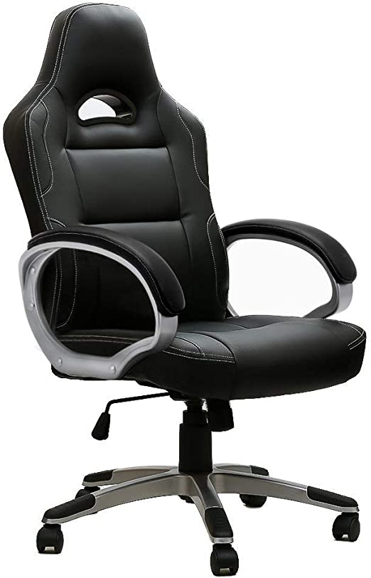 IntimaTe WM Heart Racing Gamer, Escritorio Gaming Silla Giratoria ...